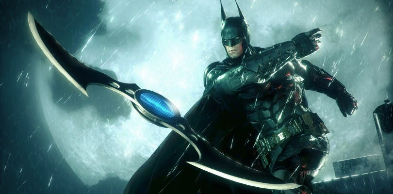 Disponible el nuevo DLC de Batman Arkham Knight