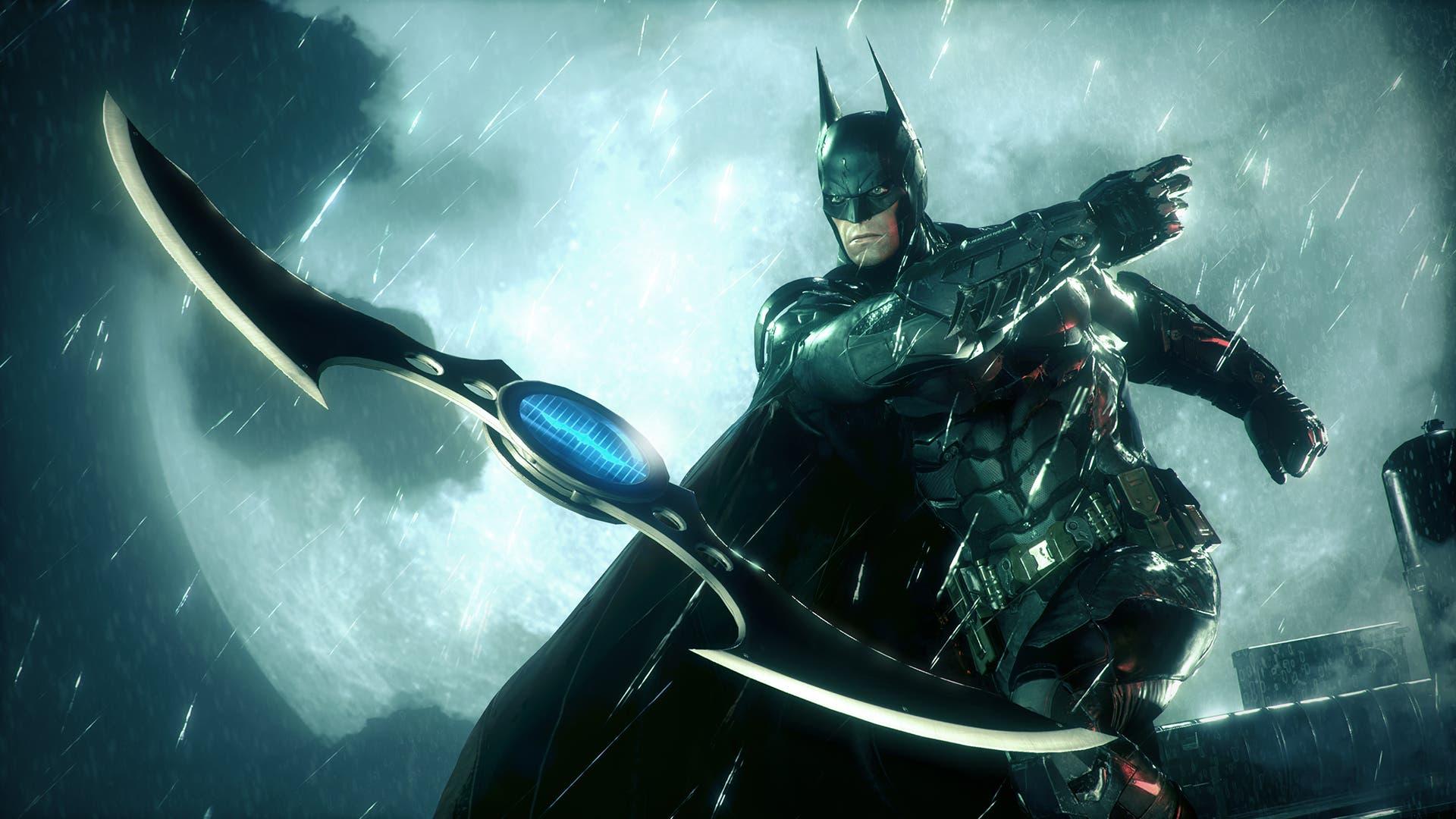 Imagen de El nuevo juego de Batman se presentaría este mismo diciembre