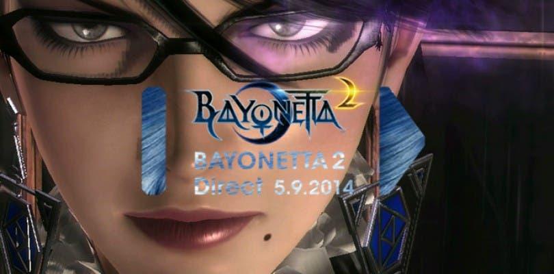 Sigue en directo el Nintendo Direct de Bayonetta 2