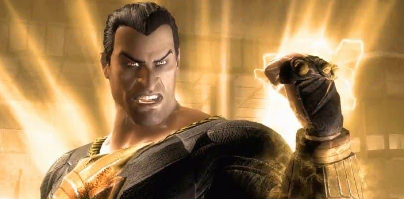 Dwayne Johnson será el antihéroe Black Adam en el film de Shazam