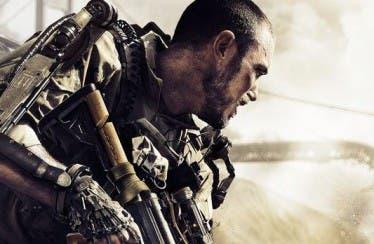 Se muestra un vídeo de Call Of Duty: Advance Warfare en Virtuix Omni