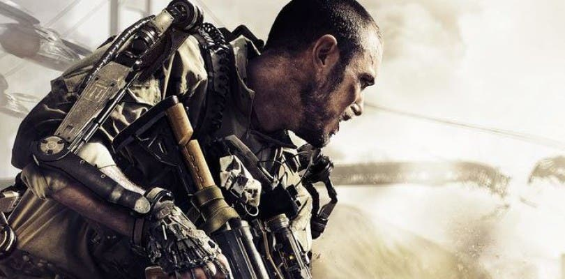 Se muestra un vídeo de Call Of Duty: Advance Warfare en Virtuix Omni