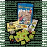Reseña #1: Carcassonne