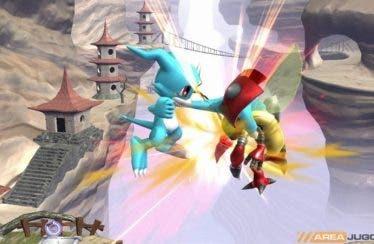 Nuevo tráiler e imágenes de Digimon All-Star Rumble