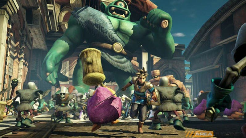 Dragon Quest Heroes Areajugones 1