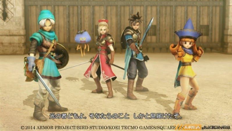 Dragon Quest Heroes Areajugones 19