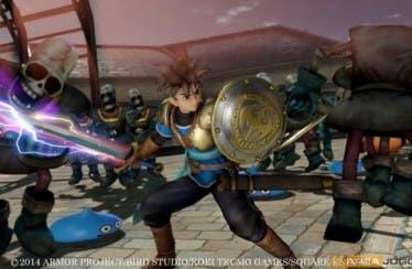 Vídeo extendido de Dragon Quest Heroes en máxima resolución