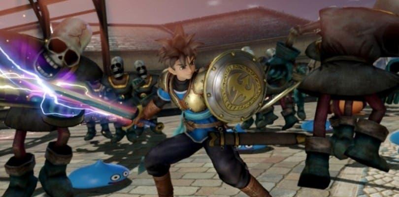 19 nuevas imágenes de Dragon Quest Heroes