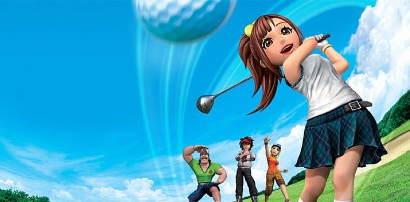 Sony anuncia un Everybody´s Golf para PlayStation 4