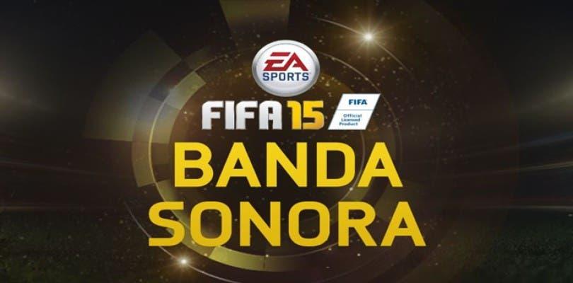 Desvelada la banda sonora de FIFA 15
