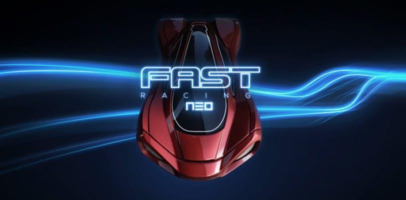FAST Racing NEO enseña su DLC en vídeo