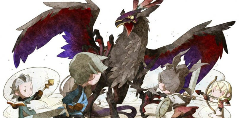 Nuevos vídeos de los trabajos de Final Fantasy Explorers