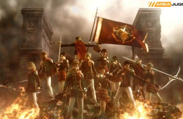 Completo gameplay de Final Fantasy Type-0 HD y Final Fantasy XV