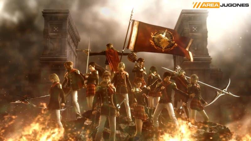 Final Fantasy Type0 HD Areajugones