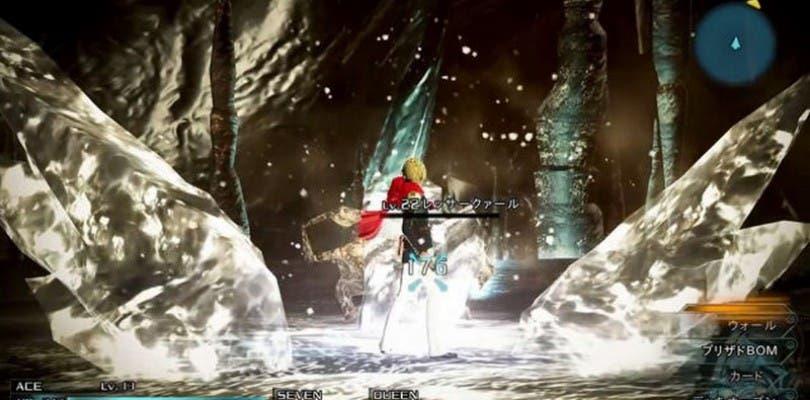 Nuevo tráiler de Final Fantasy Tipe-0 HD