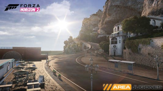Forza Horizon 2 playa