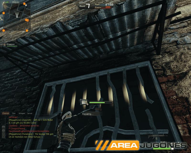 Los modos de supervivencia zombie con rondas tienen puertas que abrir y ventanas que sellar.