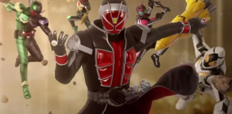 Primeras imágenes de Kamen Rider: SummonRide y sus figuras NFC