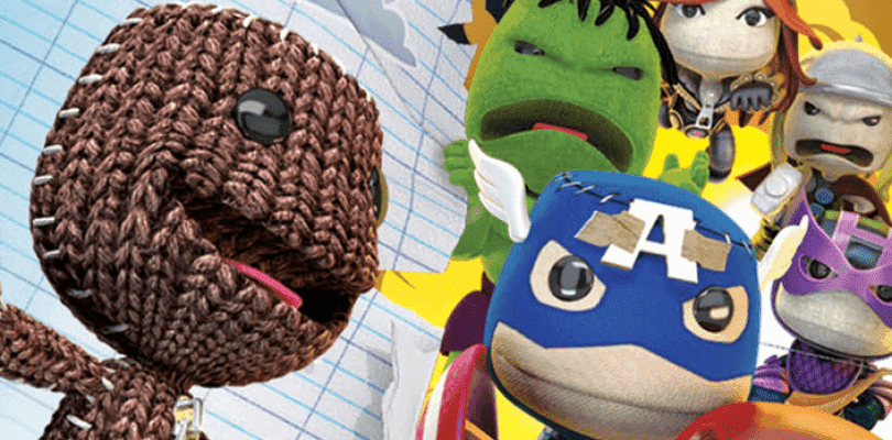 LittleBigPlanet PlayStation Vita Marvel Super Hero Edition pronto en nuestras consolas