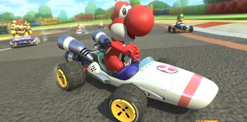"""El """"B Dasher"""" de Mario Kart DS será uno de los cuatros vehículos del primer descargable"""