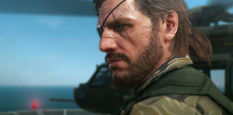 Metal Gear Solid V: Definitive Ex aparece listado en Amazon