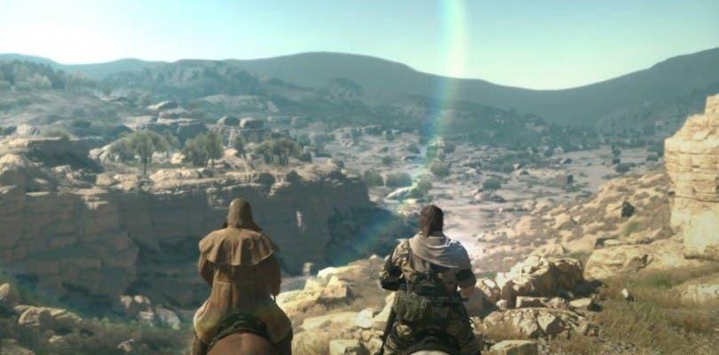 Konami no tiene planeado ningún DLC para Metal Gear Solid V: The Phantom Pain
