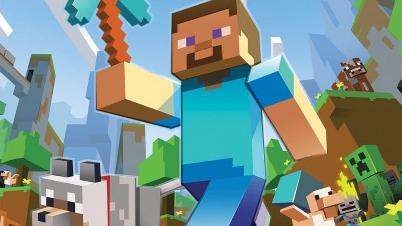 Minecraft Portada AJ