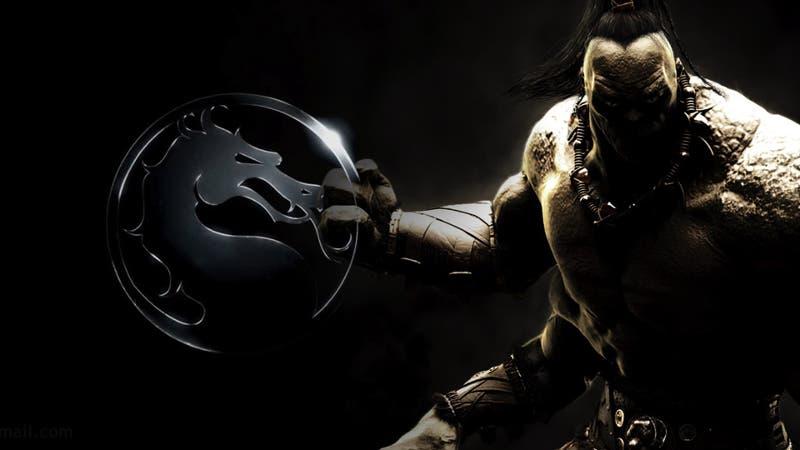 Mortal_Kombat Goro