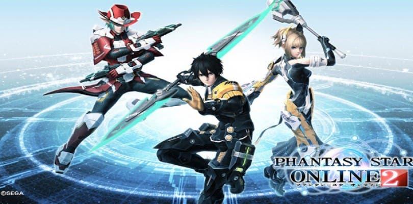 Phantasy Star Online 2 llegará a Occidente