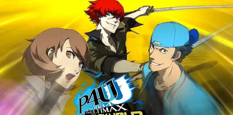 Confirmada fecha de lanzamiento en Europa de Persona 4 Arena Ultimax