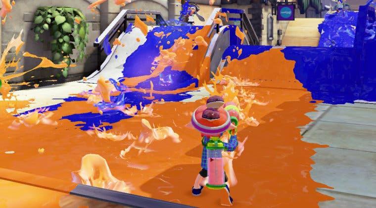 Imagen de Descubre lo que veremos a través del Wii U GamePad en Splatoon