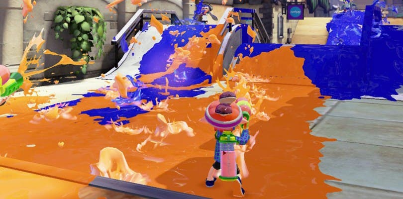 Descubre lo que veremos a través del Wii U GamePad en Splatoon