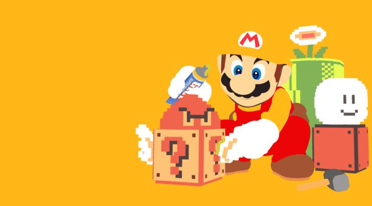 Imagen de Super Mario Maker for Nintendo 3DS será compatible con amiibo