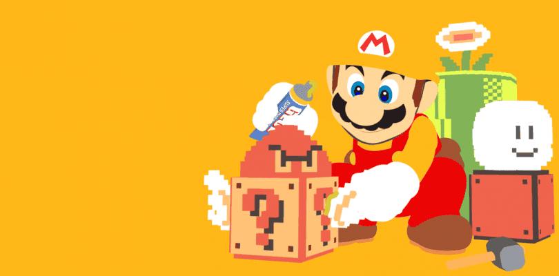 Super Mario Maker for Nintendo 3DS será compatible con amiibo