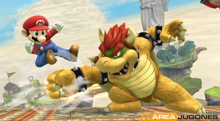 Imagen de Amazon lista Super Smash Bros Digital Complete Pack