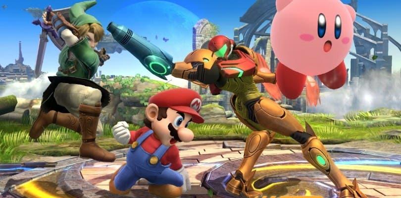 Super Smash Bros. para Nintendo Wii U ya está disponible en América