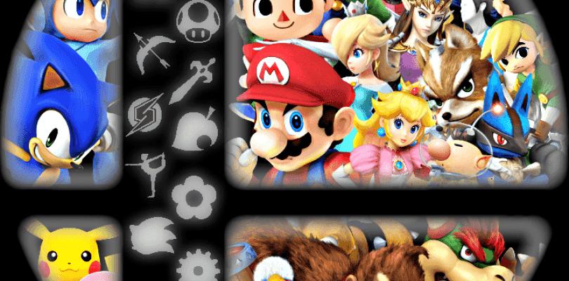 Sigue con nosotros la retransmisión en directo de Super Smash Bros.