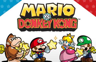 Tráiler de lanzamiento de Mario vs. Donkey Kong: Tipping Stars