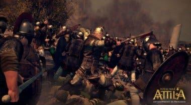Imagen de Imágenes y detalles de los Visigodos y Vándalos en Total War: Attila