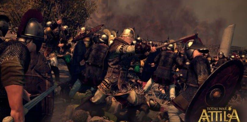 Imágenes y detalles de los Visigodos y Vándalos en Total War: Attila