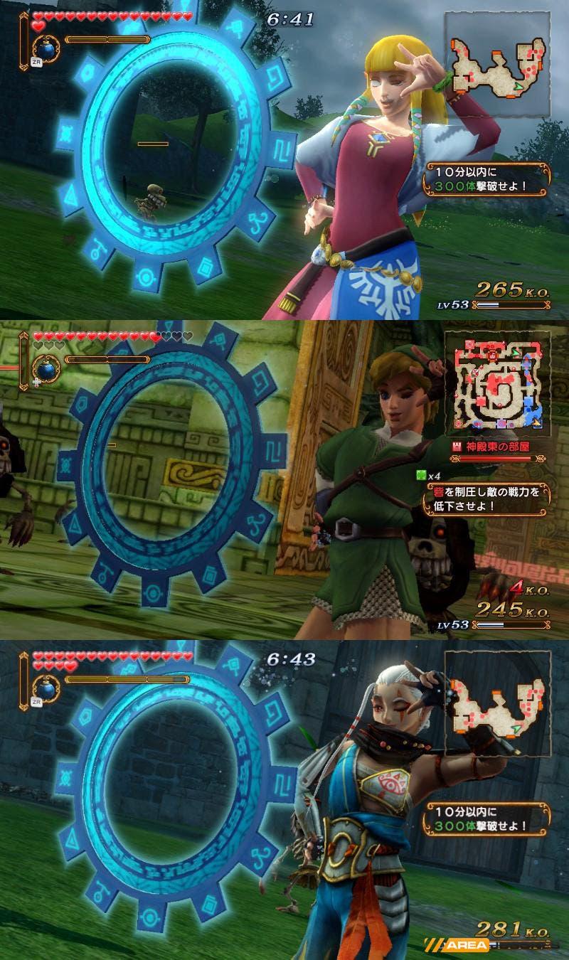 Zelda-what