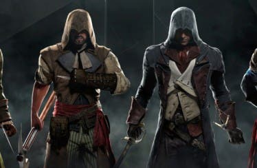 Triple comparativa de Assassin's Creed Unity en PlayStation 4, Xbox One y PC