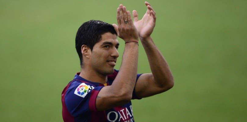 Luis Suarez también sancionado en FIFA 15