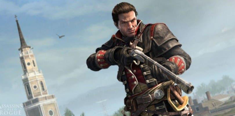 Assassin's Creed Rogue confirmado para PC para el 2015