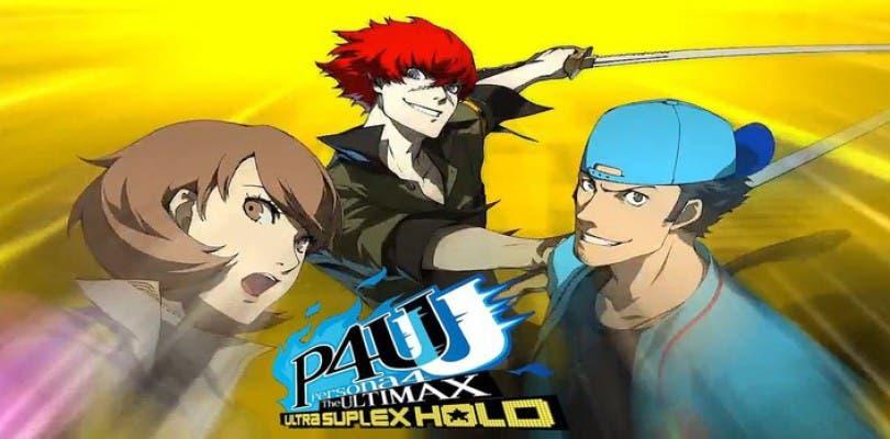 Se confirma el lanzamiento de Persona 4 Arena Ultimax en Europa