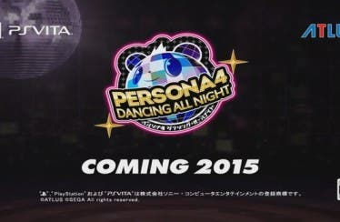 Persona 4 Dancing all night atrasa su salida a 2015