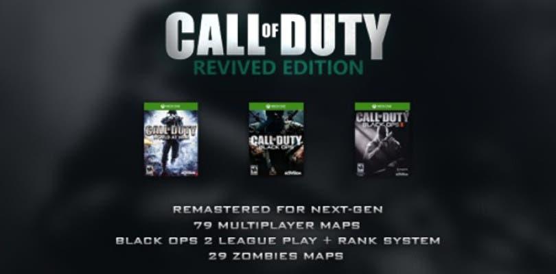Filtrado Call of Duty: Revived Edition, posible recopilación de los juegos de Treyarch