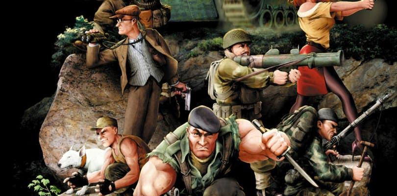 Pyro Studios llevará su famosa saga Commandos a tabletas y móviles