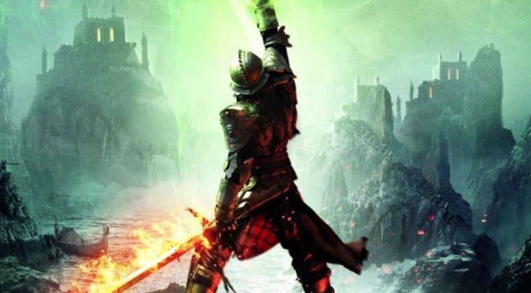 Imagen de Así luce Dragon Age: Inquisition en Xbox One, PlayStation 4 y PC