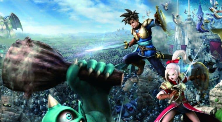 Imagen de Seis nuevas imágenes de Dragon Quest Heroes